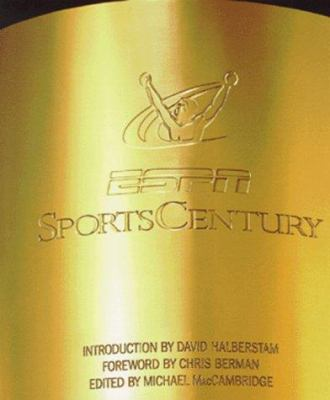 Cover image for ESPN sports century