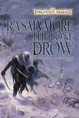 Cover image for The lone drow