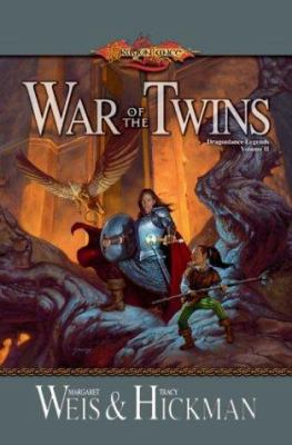 Cover image for War of the twins