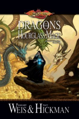 Cover image for Dragons of the hourglass mage