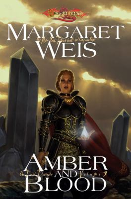 Cover image for Amber and blood