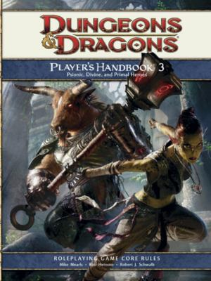 Cover image for Dungeon's & dragons player's handbook 3 : roleplaying game core rules