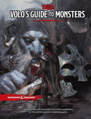 Cover image for Volo's guide to monsters