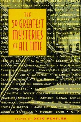 Cover image for The 50 greatest mysteries of all time