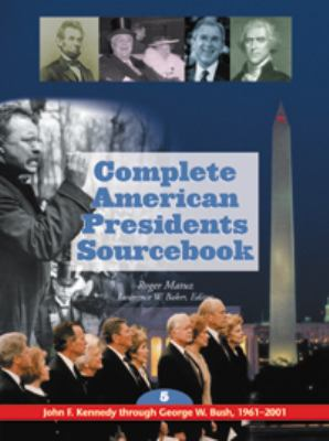Cover image for Complete American presidents sourcebook