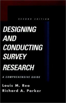 Cover image for Designing and conducting survey research : a comprehensive guide