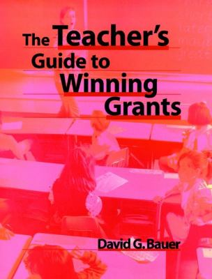Cover image for The teacher's guide to winning grants