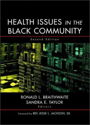 Cover image for Health issues in the Black community