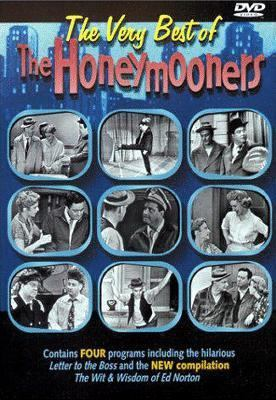 Cover image for The very best of the honeymooners