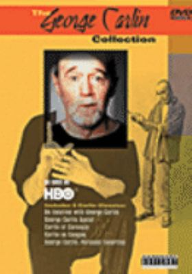 Cover image for George Carlin collection