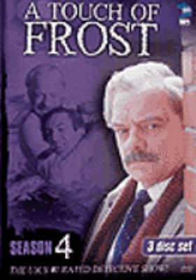 Cover image for A touch of frost. Season 4