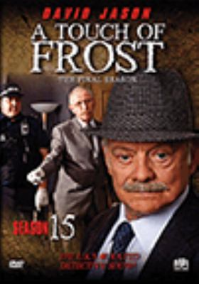 Cover image for A touch of Frost. Season 15