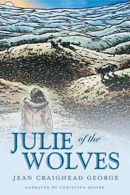 Cover image for Julie of the wolves