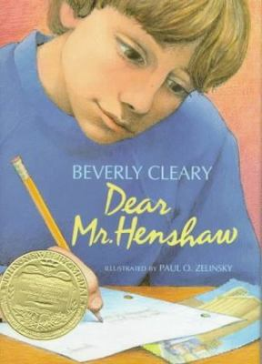 Cover image for Dear Mr. Henshaw