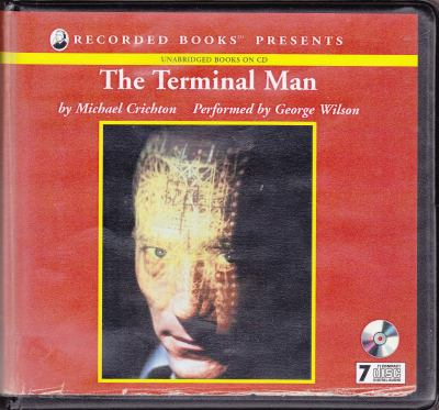 Cover image for The terminal man