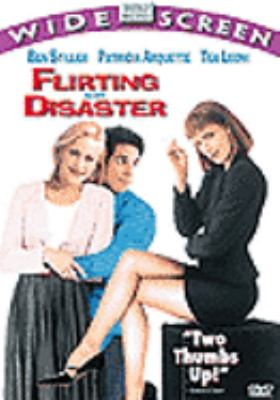 Cover image for Flirting with disaster