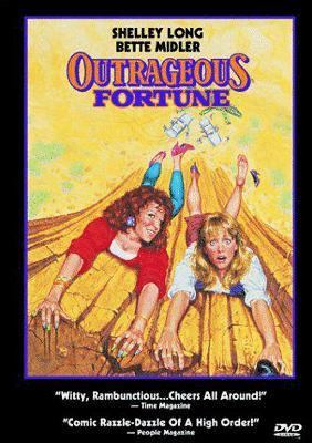 Cover image for Outrageous fortune