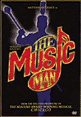Cover image for Meredith Willson's The music man