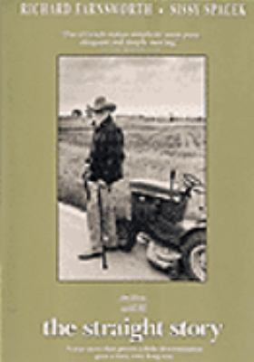 Cover image for The Straight story