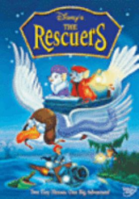 Cover image for The rescuers