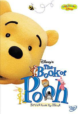 Cover image for Disney's The book of Pooh stories from the heart.