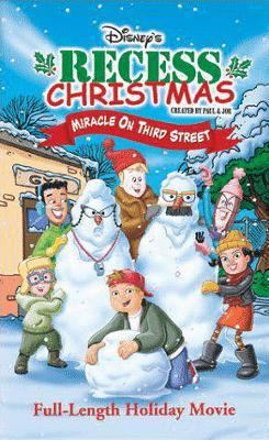 Cover image for Recess Christmas miracle on Third Street
