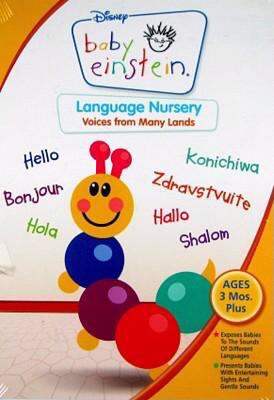 Cover image for Baby Einstein