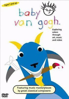 Cover image for Baby Van Gogh