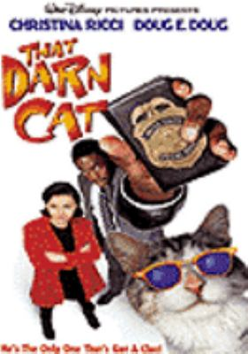 Cover image for That darn cat