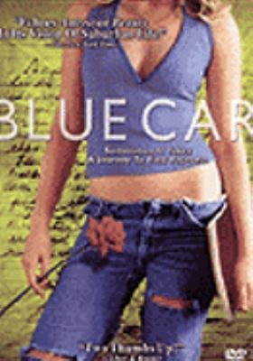 Cover image for Blue car
