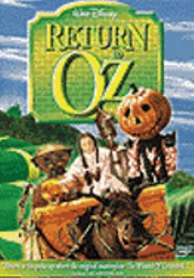 Cover image for Return to Oz