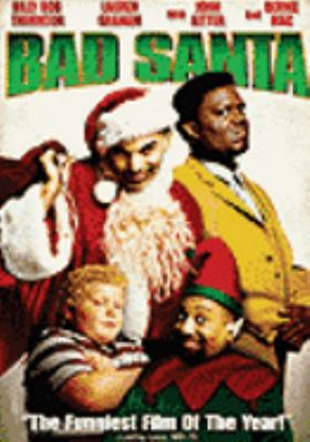 Cover image for Bad Santa