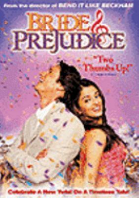 Cover image for Bride & prejudice