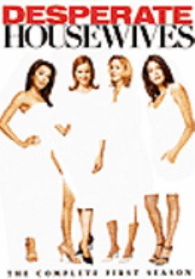 Cover image for Desperate housewives. The complete first season
