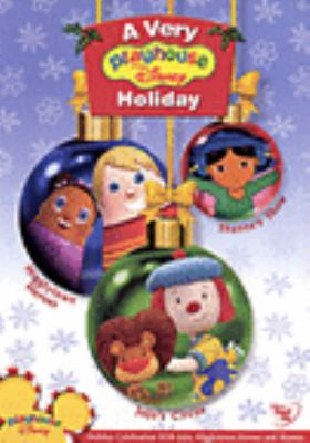 Cover image for A very Playhouse Disney holiday