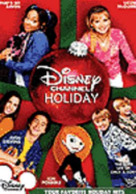 Cover image for Disney Channel holiday
