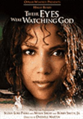 Cover image for Their eyes were watching God
