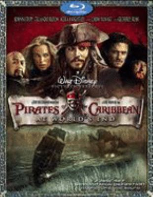 Cover image for Pirates of the Caribbean. At world's end