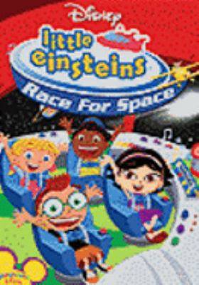 Cover image for Little Einsteins. Race for space