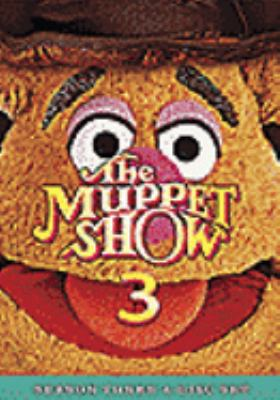 Cover image for The Muppet show. Season three