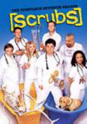 Cover image for Scrubs. The complete seventh season