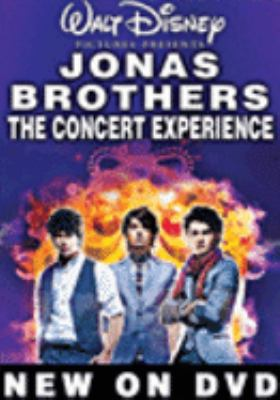 Cover image for Jonas Brothers the concert experience