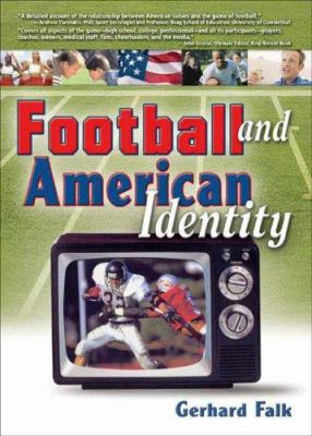 Cover image for Football and American identity