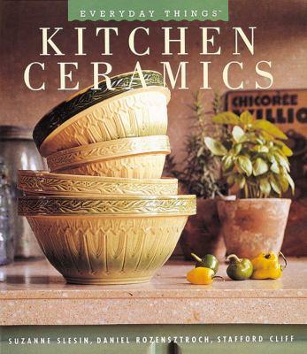 Cover image for Kitchen ceramics