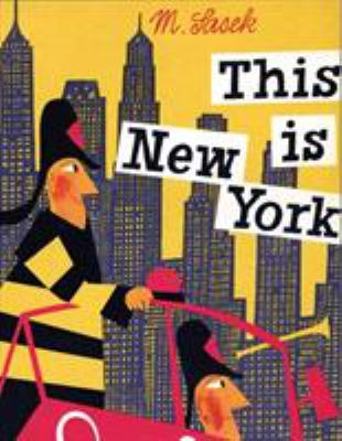 Cover image for This is New York