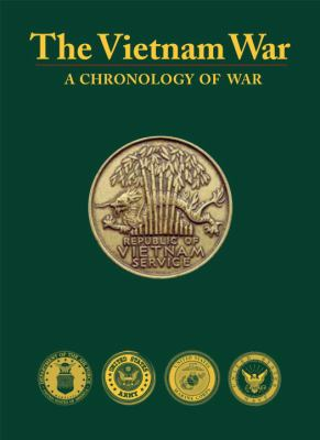 Cover image for The Vietnam War : a chronology of war