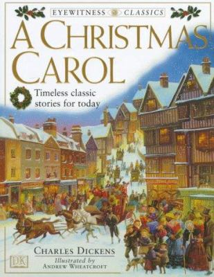 Cover image for A Christmas carol : Charles Dickens