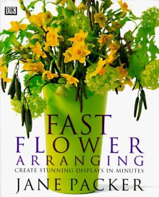 Cover image for Fast flower arranging