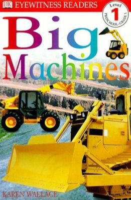 Cover image for Big machines