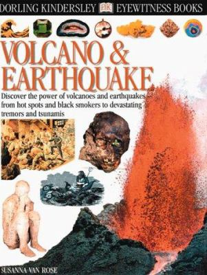 Cover image for Volcano & earthquake